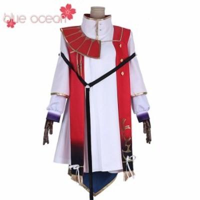 #コンパス 戦闘摂理解析システム COMPASS アダム=ユーリエフ 風 コスプレ衣装  cosplay ハロウィン  仮装