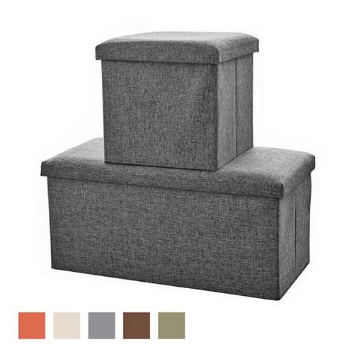 折疊收納椅 折疊收納凳 收納儲物凳 多功能儲物凳 小矮凳 小凳子 擱腳凳 穿鞋凳 換鞋凳