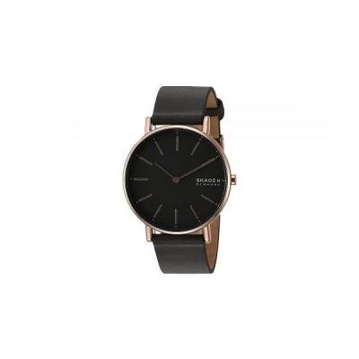 Skagen スカーゲン レディース 女性用 腕時計 ウォッチ カジュアル時計 Signatur Slim - SKW2794 - Grey/Rose Gold
