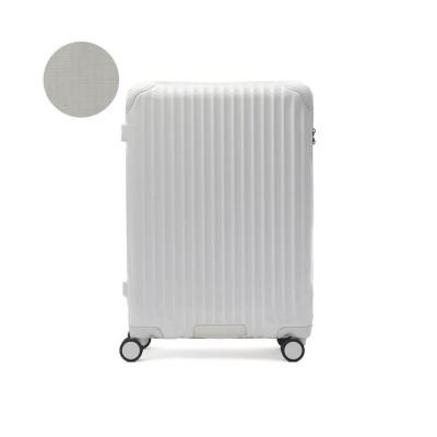 【ギャレリア】 カーゴ スーツケース CARGO キャリーケース AiR STAND TRIO 軽量 TSA 56L 3泊 4泊 5泊 CAT635ST ユニセックス ホワイト F GALLERIA