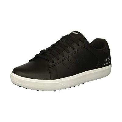 Skechers メンズ ドライブ4 ゴルフシューズ US サイズ: 9.5 Wide カラー: ブラック 並行輸入品
