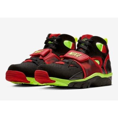 ナイキ NIKE エア ハラチ Air Trainer Huarache Low Running Shoes メンズ 679083-020 ロー ランニング スニーカー Red Black Yellow