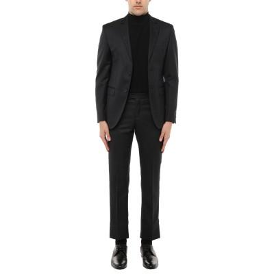 PALAZZO SARTORIALE スーツ ダークブルー 48 ウール 80% / レーヨン 20% スーツ