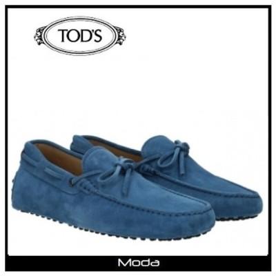 トッズ ローファー メンズ TOD'S 靴 サイドロゴ ビジネスシューズ