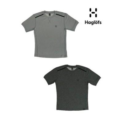 HAGLOFS ホグロフス【SALE】604240 FRANS SS TEE MEN フランTシャツ 機能性Tシャツ