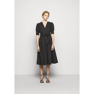 セカンド デイ ワンピース レディース トップス SMITH THINKTWICE - Day dress - black