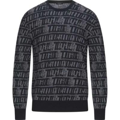 ZZEGNA メンズ ニット・セーター トップス sweater Lead