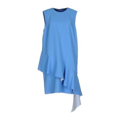 ピンコ PINKO ミニワンピース&ドレス アジュールブルー 40 100% ポリエステル ミニワンピース&ドレス
