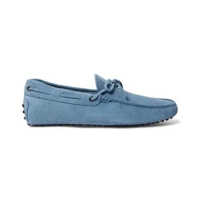 トッズ TOD'S メンズ ローファー シューズ・靴 loafers Sky blue