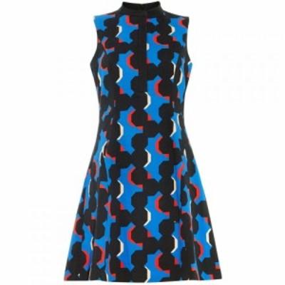 ダンセル Damsel in a Dress レディース ワンピース ワンピース・ドレス Tayler Printed Fit And Flare Dress Multi-Coloured