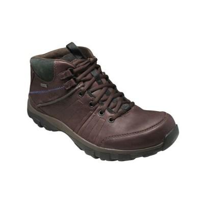 クラークス/スニーカー カジュアルシューズ/QUANTOKUP GTX/850C ダークブラウン 20351564/クウォントックアップ/メンズ 靴