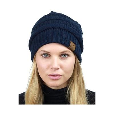 C.C HAT レディース US サイズ: One Size カラー: ブルー【並行輸入品】