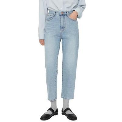 somedayif レディース ジーンズ New light straight jeans