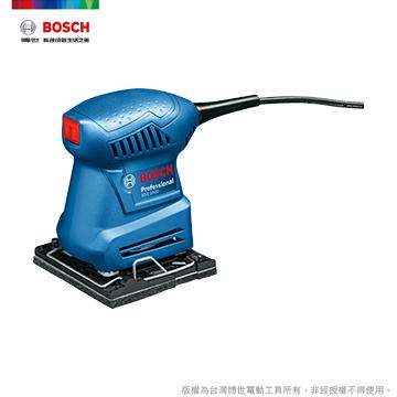 BOSCH 方型砂紙機 GSS 1400