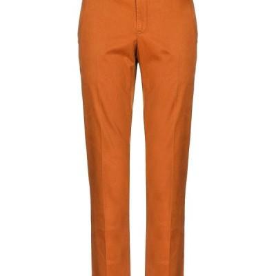 PT Torino チノパンツ  メンズファッション  ボトムス、パンツ  チノパン 赤茶色