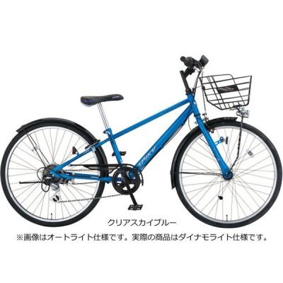 「ミヤタ」2021 スパイキー「CSK221」22インチ 6段変速 ダイナモライト 子供用 自転車