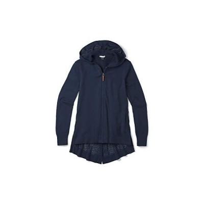 Smartwool Women's Everyday Exploration Sweater Jacket DEEP Navy S並行輸入品 送料無料