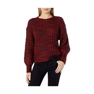 Parker Women's Caims Marled Fashion Sweater, Ruby Multi, S並行輸入品 送料無料