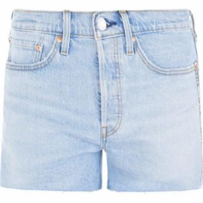 リーバイス Levis レディース ショートパンツ ボトムス・パンツ 501 Shorts Dibs W/Tape