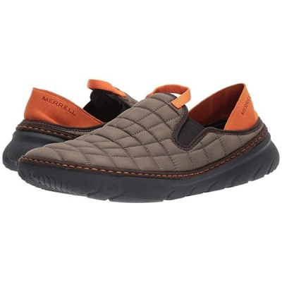 メレル Hut Moc メンズ スニーカー 靴 シューズ Olive