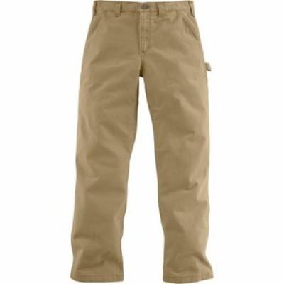 カーハート パンツ Washed Twill Dungaree Pant - Mens