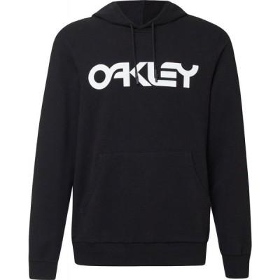 オークリー Oakley メンズ スキー・スノーボード パーカー トップス b1b po hoodie Black/White