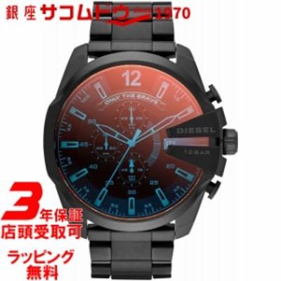 ディーゼル 時計 メンズ DIESEL 腕時計 Mega Chief Chronograph DZ4318