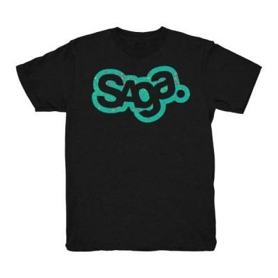 Tシャツ Saga OG Logo Graphic Tシャツ メンズ ユニセックス Tシャツ トップスPop Rocks