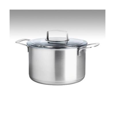 IKEA イケア 送料750円 IKEA 365+ 鍋 ふた付, ステンレス,ガラス 直径: 23 cm 高さ: 14 cm 容量: 5リットル