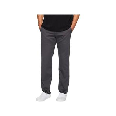 (取寄)バンズ ストレッチ チノ パンツ Vans Authentic Stretch Chino Pants Asphalt