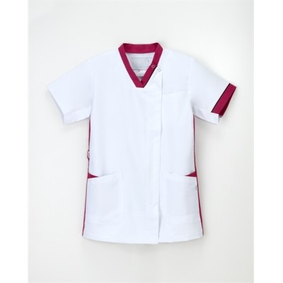 ナガイレーベン CFS2602 男女兼用スクラブ(男女兼用) ナースウェア・白衣・介護ウェア