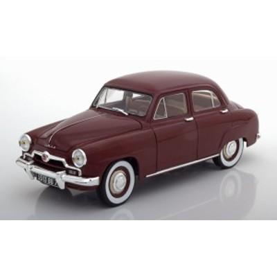 Norev ノレヴ 1:18 1953年モデル シムカ 9 ダークレッド