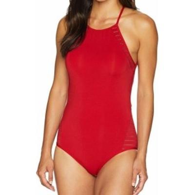 JETS by Jessika Allen  スポーツ用品 スイミング Jets by Jessika Allen NEW Red Womens Size 10 One-Piece Swimwear
