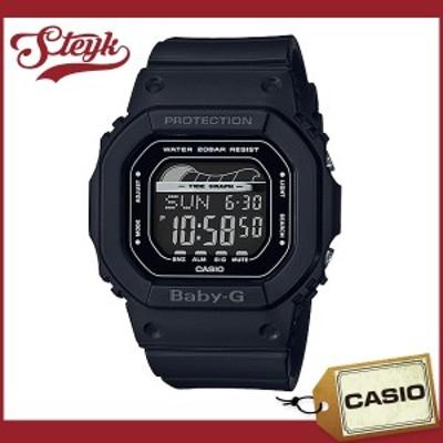 CASIO BLX-560-1 カシオ 腕時計 デジタル BABY-G ベビーG G-LIDE タイドグラフ レディース ブラック カジュアル