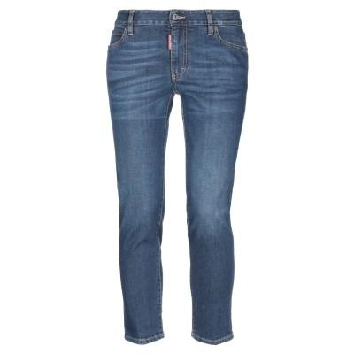 ディースクエアード DSQUARED2 ジーンズ ブルー 40 コットン 98% / ポリウレタン 2% ジーンズ