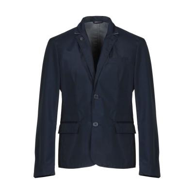 EDH EVERYDAY HOLIDAY テーラードジャケット ダークブルー M ポリエステル 100% テーラードジャケット