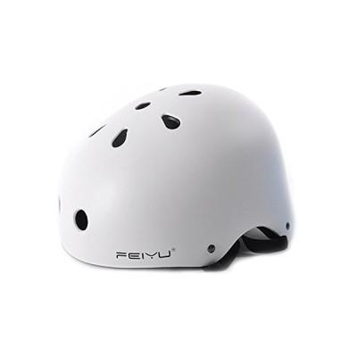 AIRFRIC 子供用 ヘルメット こども用 自転車 キッズ 幼児 サイクル スケボー キックボード KHM01-DWT-S