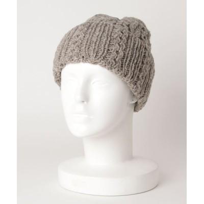 VARIOUS SHOP / ペルーニットキャップ WOMEN 帽子 > ニットキャップ/ビーニー