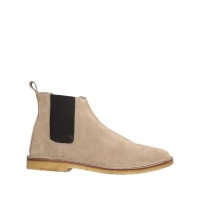 LEREWS ショートブーツ  メンズファッション  メンズシューズ、紳士靴  ブーツ  その他ブーツ サンド