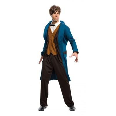 ニュート・スキャマンダー 衣装、コスチューム 大人男性用 デラックス ファンタスティックビースト Newt DLX