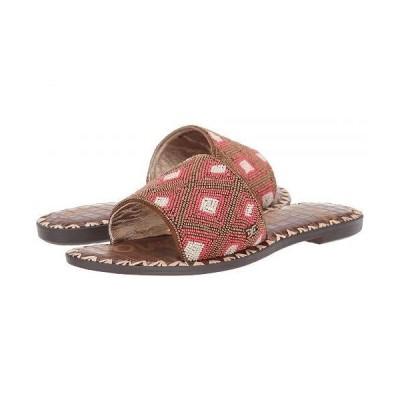 Sam Edelman サムエデルマン レディース 女性用 シューズ 靴 サンダル Gunner - Havana Coral Multi