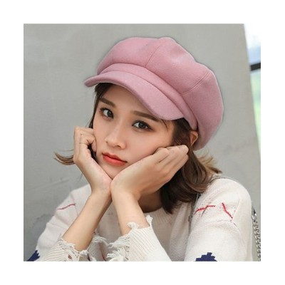 (BACKYARD/バックヤード)キャスケット帽子 mz08/レディース ピンク