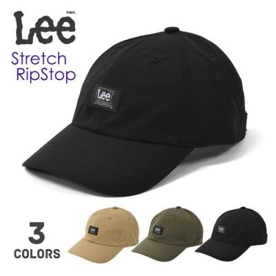 キャップ 帽子 メンズ おしゃれ/Lee リー/ストレッチ リップストップ キャップ