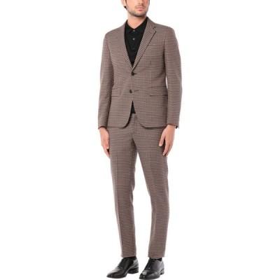 ブライアン デールズ BRIAN DALES メンズ スーツ・ジャケット アウター Suit Maroon