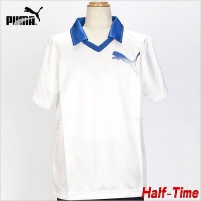 半袖Tシャツ/プーマ (PUMA)ジュニアスキッパー 半袖Tシャツ (505637) 32%OFF (130 140 150 160サイズ)