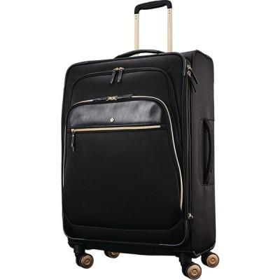 サムソナイト Samsonite レディース スーツケース・キャリーバッグ エクスパンダブル機能 バッグ Mobile Solutions 25' Expandable Spinner Luggage Black