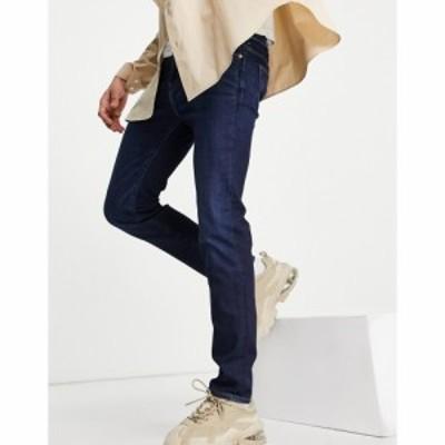 ポールスミス Paul Smith メンズ ジーンズ・デニム スキニー・スリム ボトムス・パンツ standard slim fit jeans ブルー