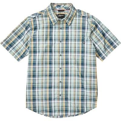 マーモット Marmot メンズ 半袖シャツ トップス Lykken Short - Sleeve Shirt Crushed Mint