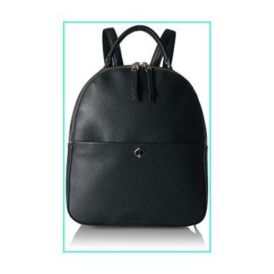 【新品】Kate Spade New York Polly Medium Backpack Black One Size(並行輸入品)