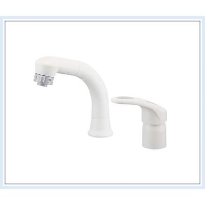 【在庫有り】三栄水栓 洗髪式シングルスプレー混合栓(洗髪用) K37610EJV-13 送料無料